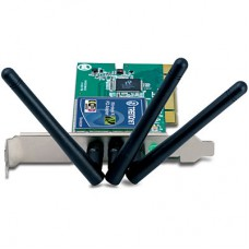 TRENDnet TEW-623P/ Wireless N PCI Adapter (802.11n/b/g, 300Mbps)
