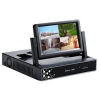 Видеорегистратор AHD (+IP) 720/960|4 канала|со встроенным экраном