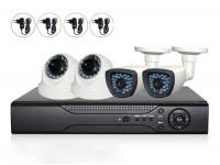 Комплект видеонаблюдения на 4 камеры ZC94K