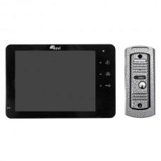 Видеодомофон  EVJ-708R2 + вызывная панель
