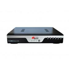 Видеорегистратор AHD EVD-6104NL-1 (поддержка IP камер)